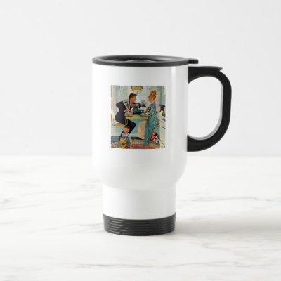 Dewey v. Truman Travel Mug
