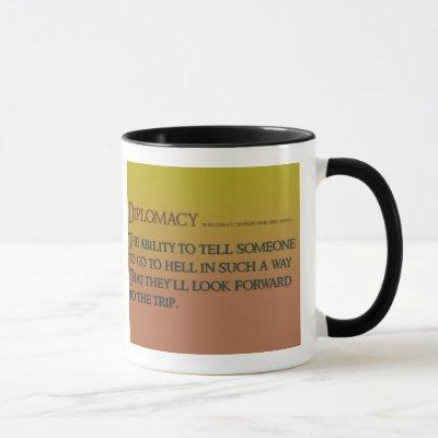 Diplomacy Mug