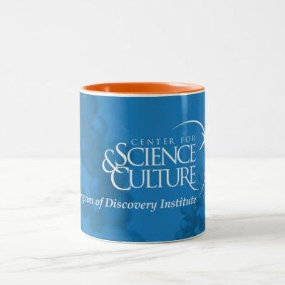 Discovery Institute Center for Science and Culture Two-Tone Coffee Mug