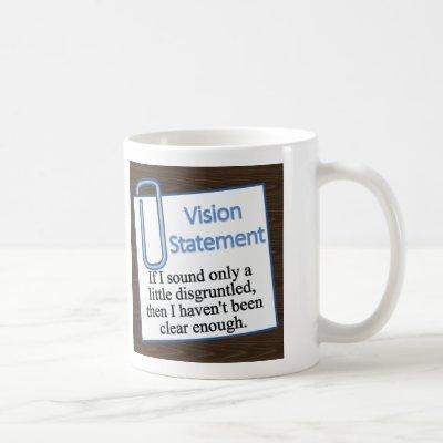 Disgruntled Employee Coffee Mug