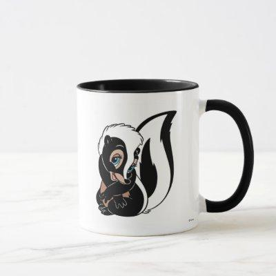 Disney Bambi Flower sitting Mug