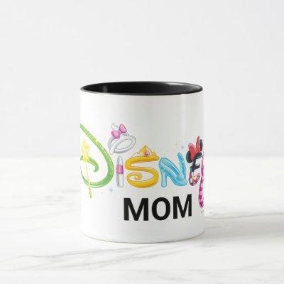 Disney Mom | Girl Characters Mug