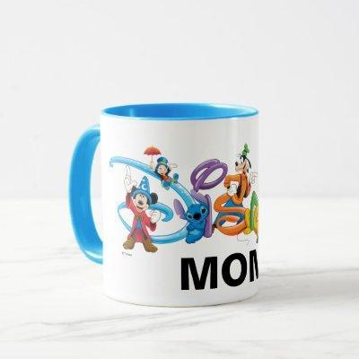 Disney Mom   Mickey and Friends Mug
