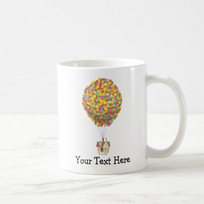 Disney Pixar UP | Balloon House Pastel Coffee Mug