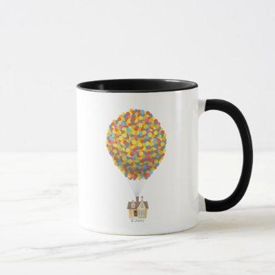 Disney Pixar UP | Balloon House Pastel Mug