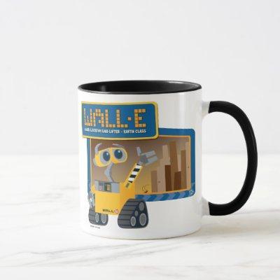 Disney WALL-E Graphic Mug