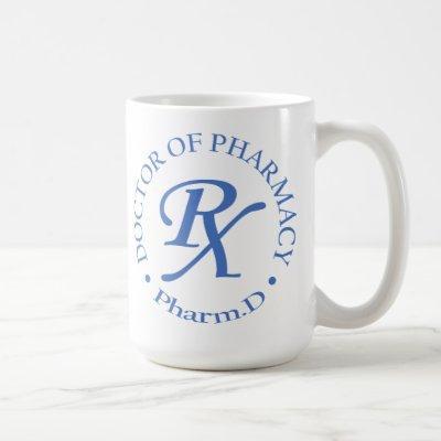 Doctor of Pharmacy Coffee Mug