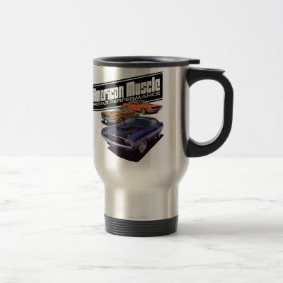 Dodge Group Travel Mug
