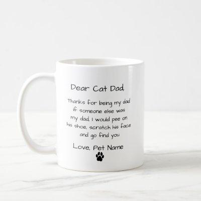 Dog/Cat Personalized Coffee Mug