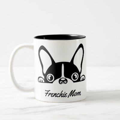 Dog Mom/Dad Customizable Frenchie Mug