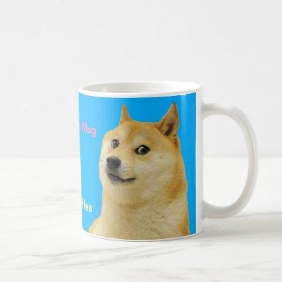 Doge Sayings Mug