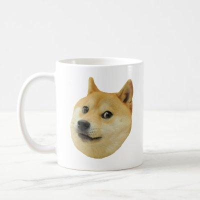 Doge Seal of Approved Coffee Mug
