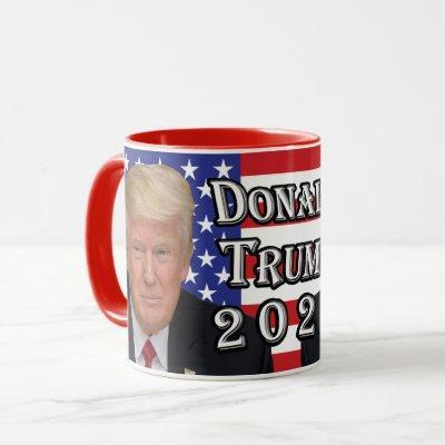 Donald Trump 2020 Mug