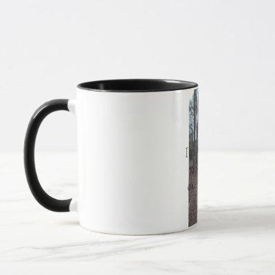 Donald's Black Hole Coffee Mug 2
