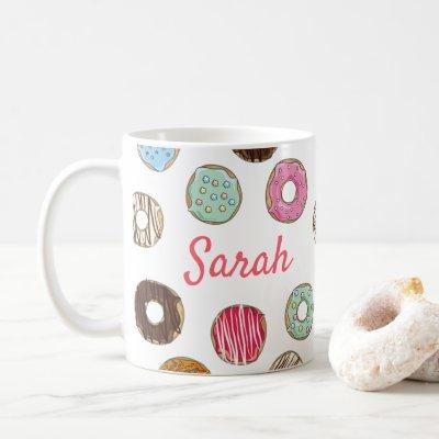 Donut Know What I'd Do Without You - Personalized Coffee Mug