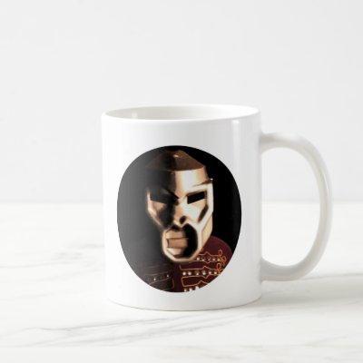 Doomcock Coat of Arms Coffee Mug