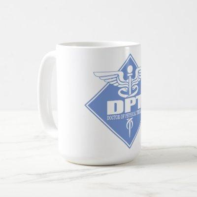 DPT diamond Coffee Mug