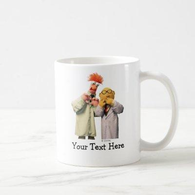 Dr. Bunsen Honeydew and Beaker 2 Coffee Mug