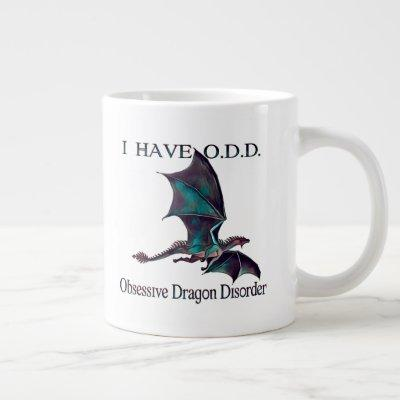 Dragon Lovers Mug Jumbo 20oz