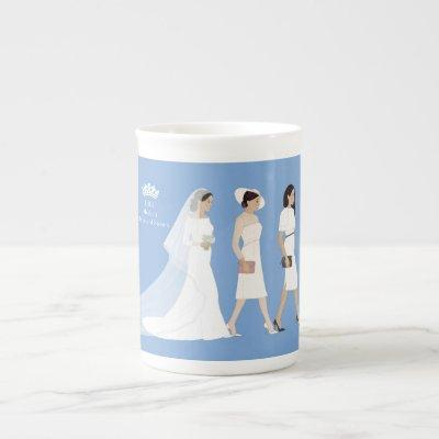Duchess Meghan Markle Milestone Mug