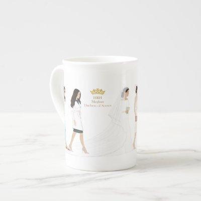 Duchess Meghan Markle Milestones March Mug