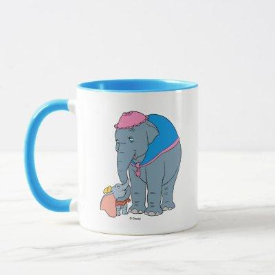 Dumbo and his Mother Mug