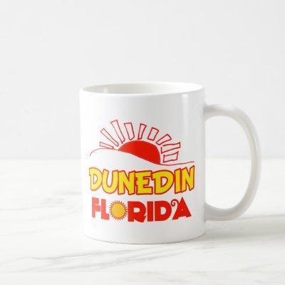 Dunedin, Florida Coffee Mug