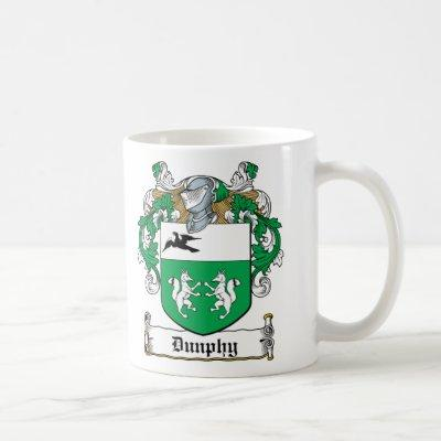Dunphy Family Crest Coffee Mug