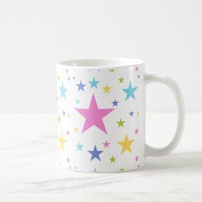 Easter Stars Coffee Mug