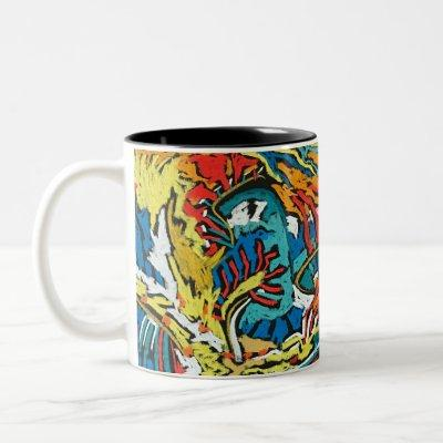 Electric Trees Mug