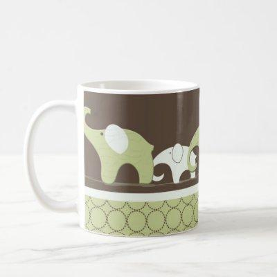 Elephants for Baby Mug