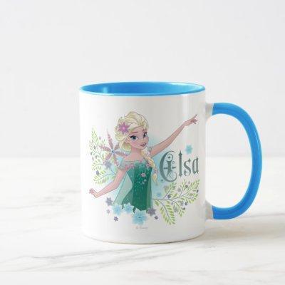 Elsa | Giving from the Heart Mug