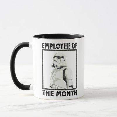 Employee of the Month - Stormtrooper Mug