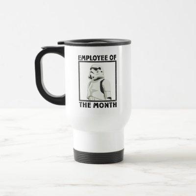 Employee of the Month - Stormtrooper Travel Mug
