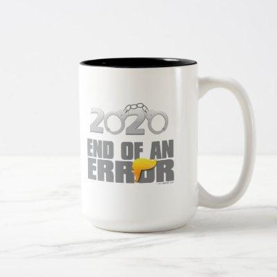 End of an Error Two-Tone Coffee Mug