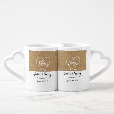 Engagement Gift  | Engagement mug | lover mugs
