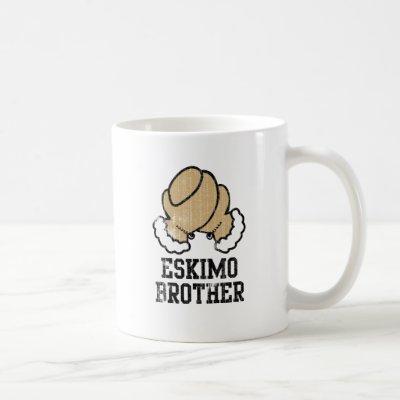 Eskimo Brother Coffee Mug