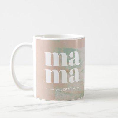 Established Mama Coffee Mug
