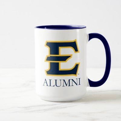 ETSU Buccaneers Alumni Mug