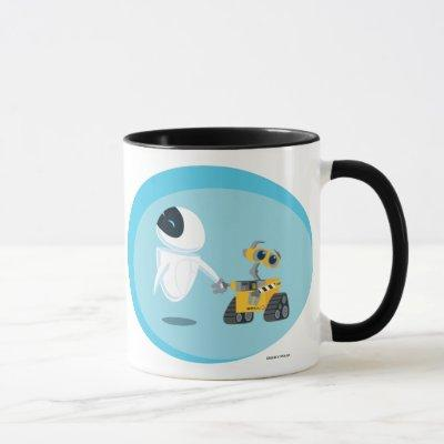 EVA and WALL-E Mug
