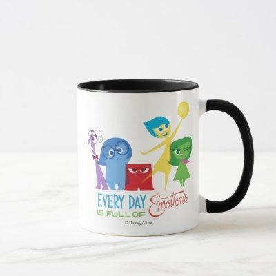 Everyday is Full of Emotions Mug