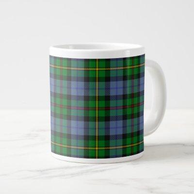 Extra Large Smith Tartan Tea/Coffee Mug