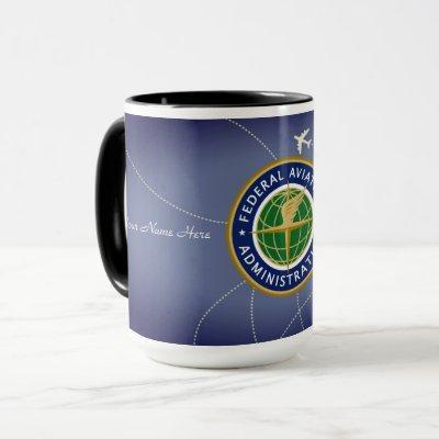 FAA Coffee Mug