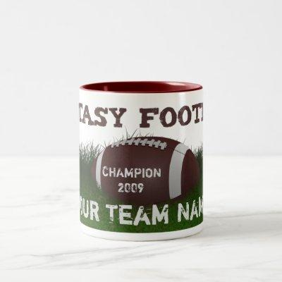 Fantasy Football Champion Mug