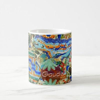 Fantasy. Gaudi. Picture 1 Coffee Mug
