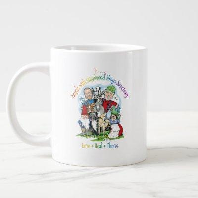 Farm Logo Jumbo Mug