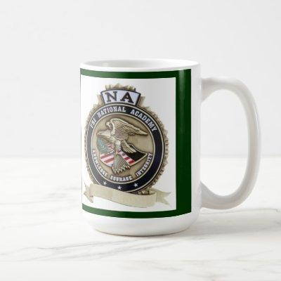 FBI National Academy NA Session Coffee Mug Tea Cup