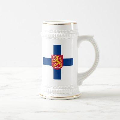 Finland Cross & Arms Stein