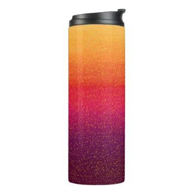 Fireflies at afternoon thermal tumbler