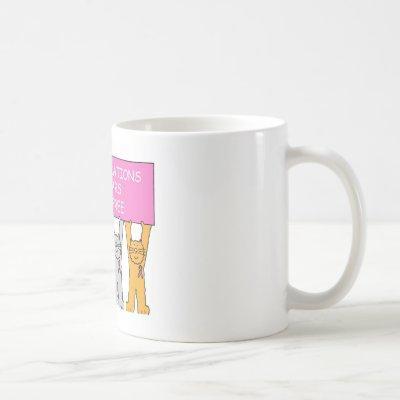 Five Years Cancer Free Anniversary. Coffee Mug